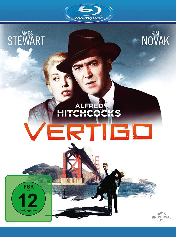 Vertigo (Blu-ray) für 4,48€ inkl. Versand