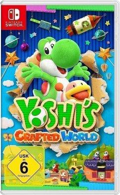 Nintendo Switch Yoshi's Crafted World bei buecher.de mit 10% Newslettergutschein für 40,49€ (mit 7Fach Paybackcoupon sammelt ihr 154 Punkte)