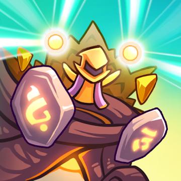 Empire Warriors TD Premium: Tower Defense Games für Android