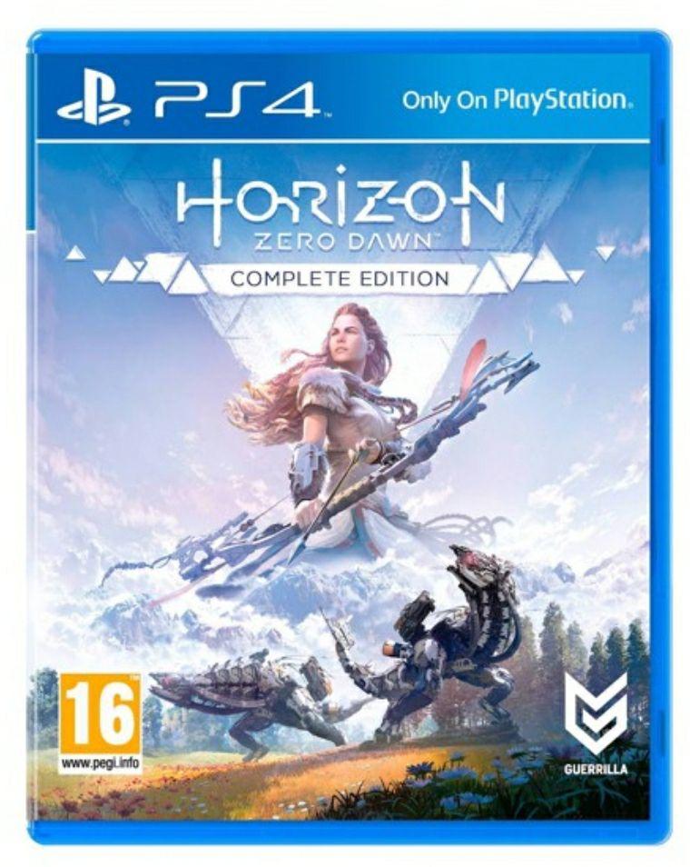 Horizon Zero Dawn – Complete Edition (Englisch mit dt. Untertiteln)