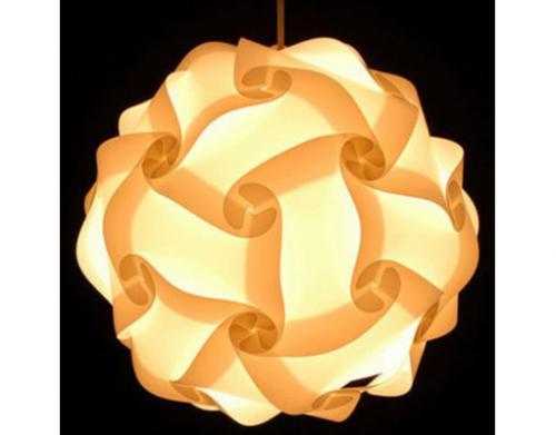 s`luce Plug Hängeleuchte Ø30, Kunstoff, weiß 17,99€ versandkostenfrei
