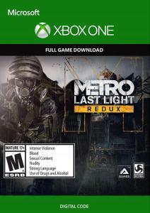 Metro: Last Light Redux (Xbox One Digital Code) für 3,92€ (CDkeys)