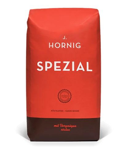[J.HORNIG] 4x 500g SPEZIAL oder ENTCOFF Filterkaffee mit 25% Rabatt