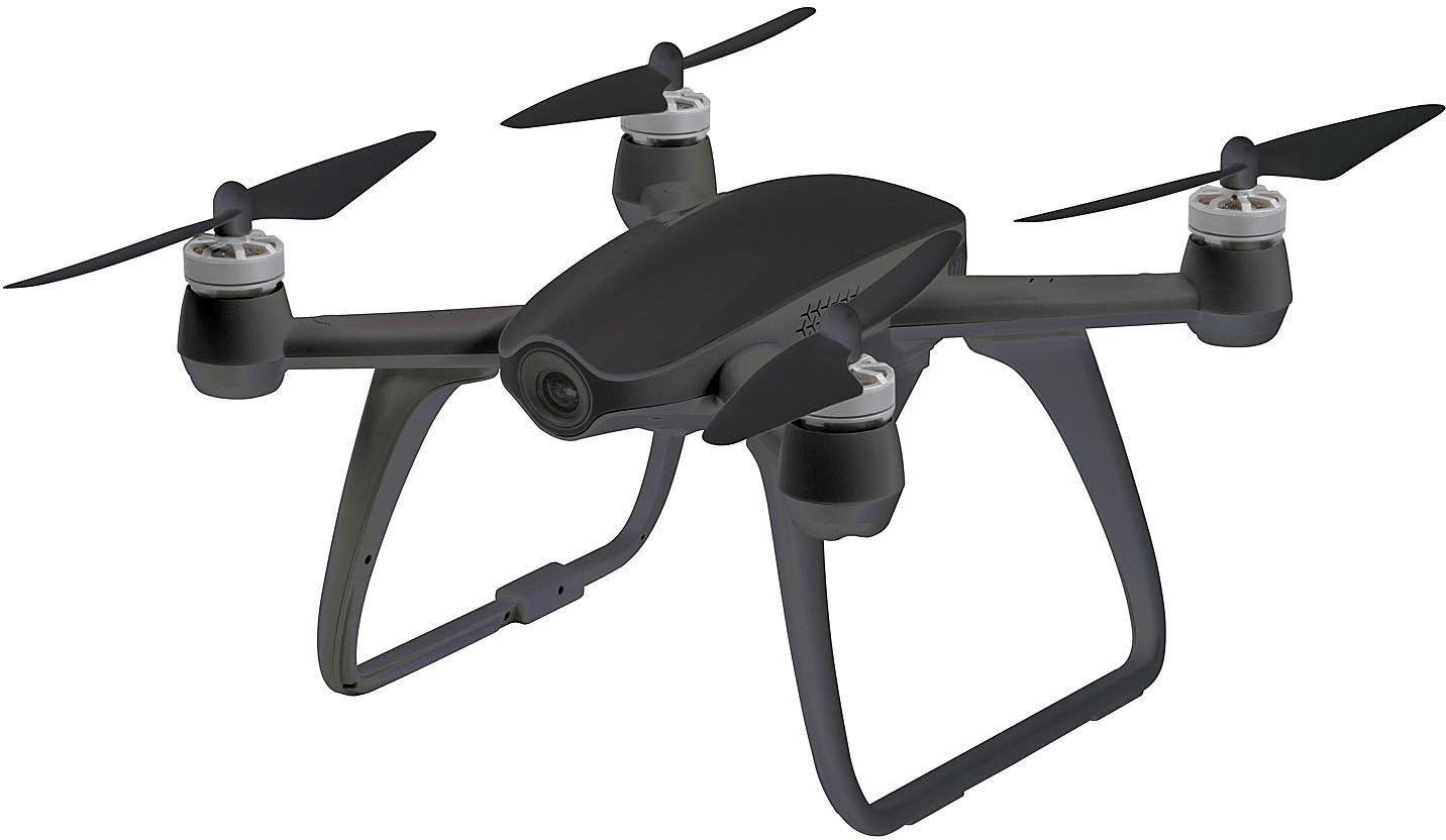 XciteRC Walkera Aibao-FPV 4K Quadrocopter RTF mit 4K UHD Kamera