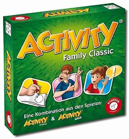 Activity Family Classic (Amazon Prime)