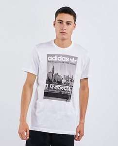 adidas Steel Photo - Herren T-Shirts