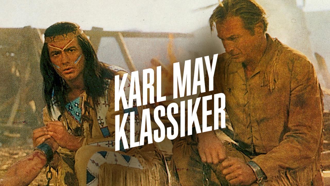Karl May Special beim ZDF: Winnetou und Old Shatterhand, Der Schut, Schatz der Azteken