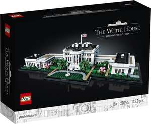 LEGO Architecture 21054 - The White House