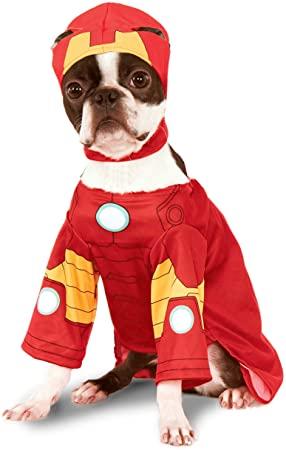 Rubie's 3580072 - Iron Man Hundekostüm, Größe M