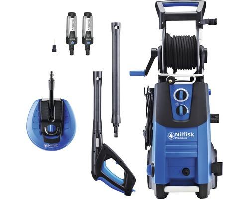 [Hornbach Abholung] Hochdruckreiniger Nilfisk Premium 190-12 Power inkl. Zubehör (Druck 190 bar, 650 l/h)