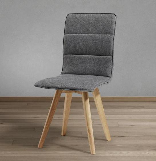 """Stuhl """"Tim"""" (In grau und hellgrau verfügbar, Belastbar bis 120 kg) [Moemax.de]"""