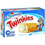 Hostess Twinkies - Twin Pack - 2 x 10 Twinkies, 2x 385gr [Amazon Prime]