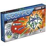 [Amazon.es] Geomag 263 Color Konstruktionsspielzeug mit Magneten, 91-teilig - Bestpreis