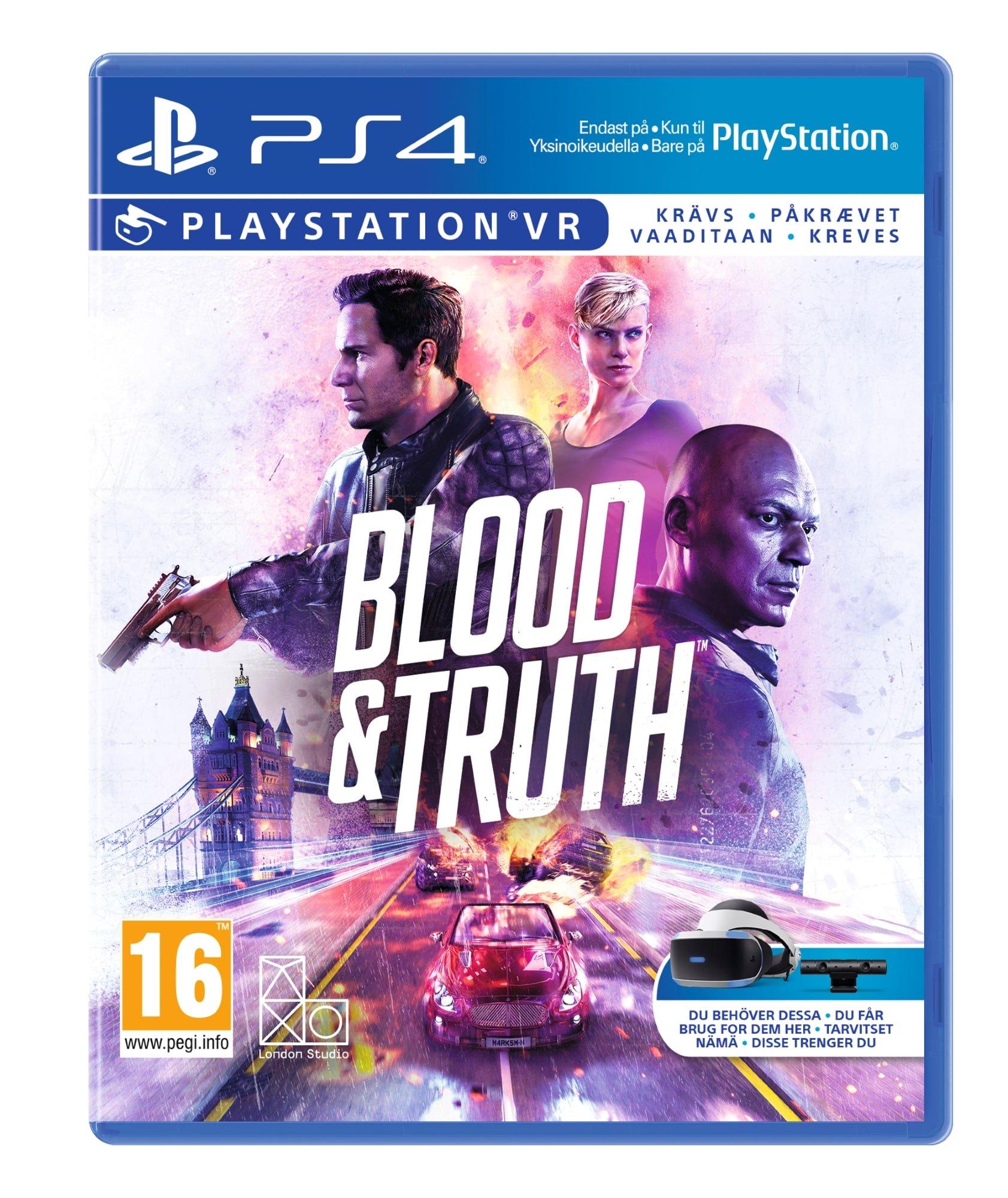 Blood & Truth (PS4) für 12,95€ inkl. Versand (Coolshop)