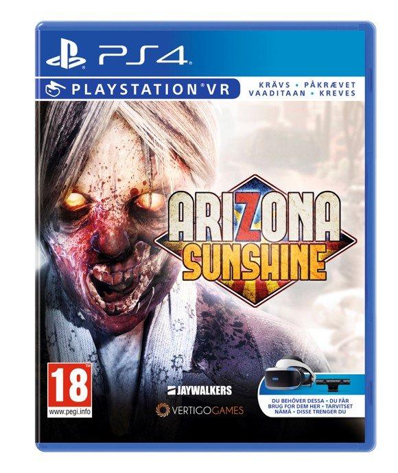 Arizona Sunshine (PS4-VR) für 13,95€ (Coolshop)