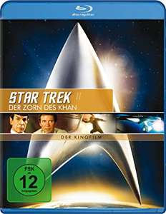 Star Trek II: Der Zorn des Khan (Blu-ray) für 4,49€ (Amazon Prime)