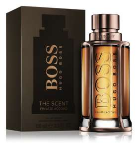 Hugo Boss The Scent Private Accord Eau de Toilette 100ml