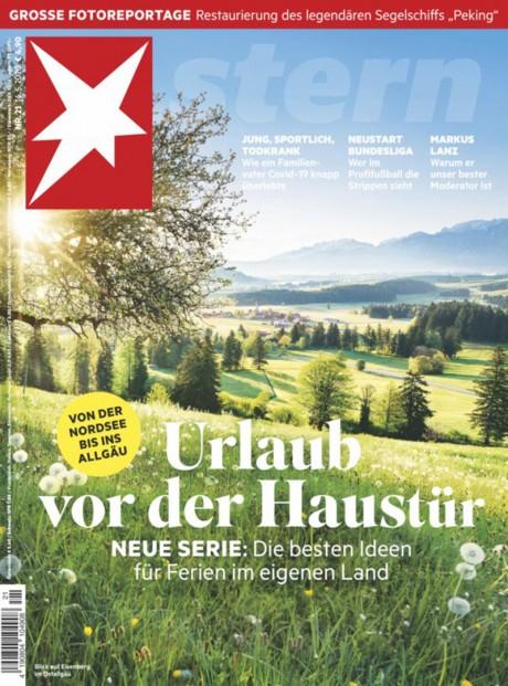 26 Ausgaben Stern für 135,20€ mit 140€ Amazon Gutschein als Prämie