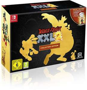Asterix & Obelix: XXL 2 (Remastered)Collector's Edition (Switch) [Groovesland]