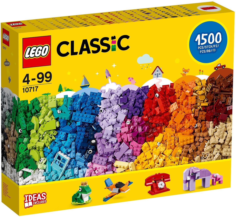 LEGO Classic – Extragroße Steinebox (10717) für 49,99€ inkl. Versand