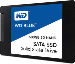 [Corporate Benefits] WD Blue 3D NAND SATA SSD 500GB WDS500G2B0A
