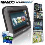 [iBOOD] Outdoor-Navigationsgerät Mando MNO-3501 (DACH) für Fahrrad, Motorrad, Boot, Auto, Wandern (101,85 EUR inkl. VSK & Qipu)