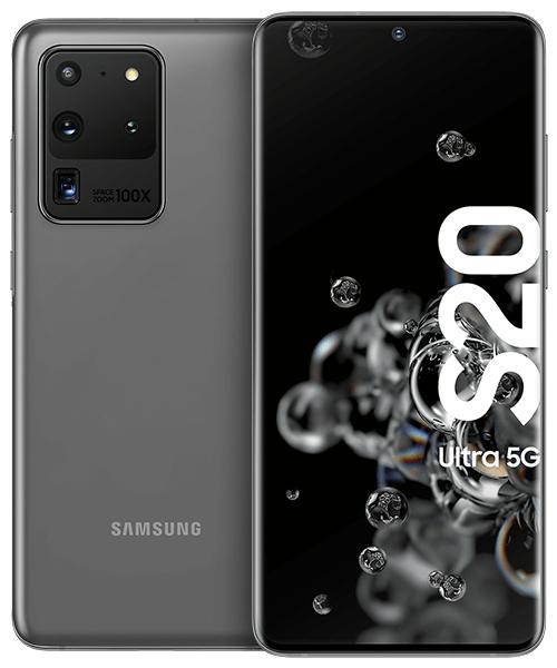 Samsung Galaxy S20 Ultra 5G im O2 Free L 2019 Vertrag