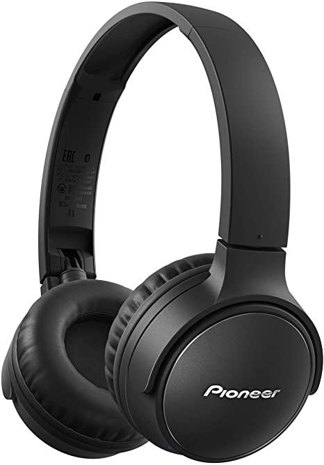 Pioneer SE-S3BT-B Wireless On-Ear Bluetooth Kopfhörer für 39€ inkl. Versand