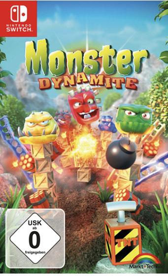 Monster Dynamite Nintendo Switch Media Markt / Saturn Marktabholung