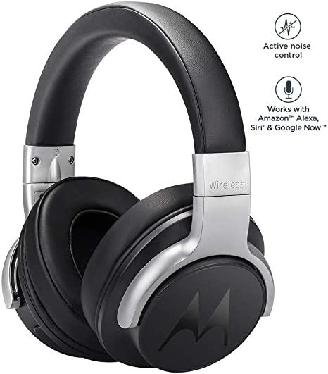 Motorola Escape 500 ANC kabelloser Kopfhörer mit Active Noise Cancelling für 44€