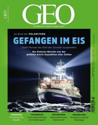 Jahresabo (12 Ausgaben) der Zeitschrift GEO für nur 34,95 Euro statt 105,60 Euro