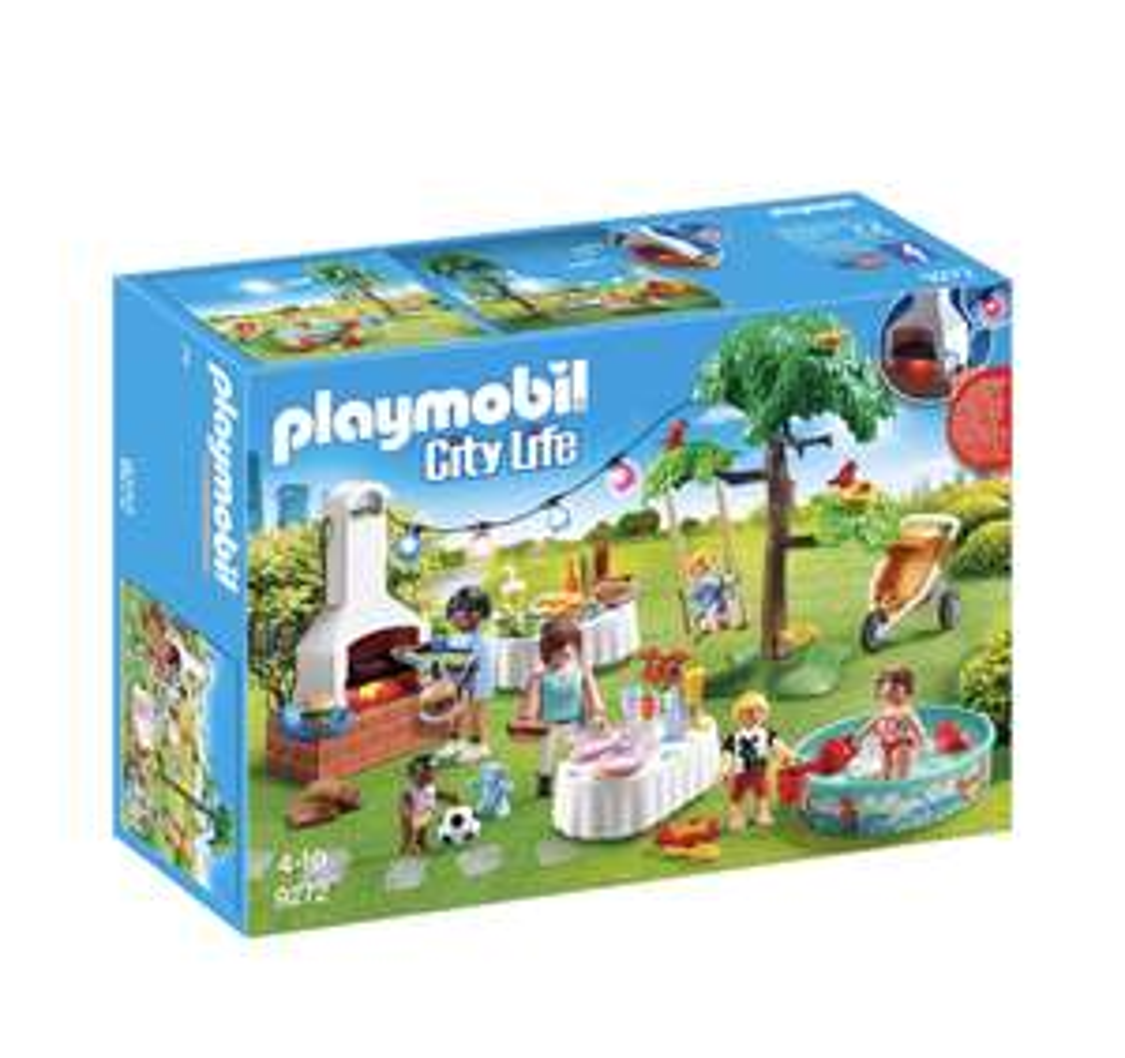 Playmobil City Life 9272 Einweihungsparty (amazon prime)