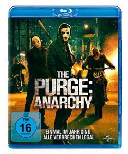 The Purge - Anarchy (Blu-ray) für 4,12€ (Dodax)