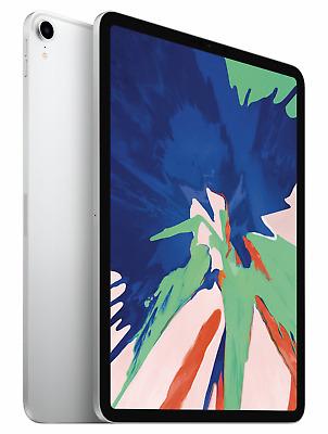 """iPad Pro 12,9""""64GB, Wifi (2018) Silber"""