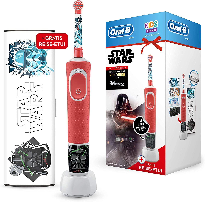 [Lokal]Oral-B Kids Star Wars Special Edition Elektrische Zahnbürste, mit Disney-Stickern und Gratis Star Wars Reise-Etui, Aldi Mutterstadt