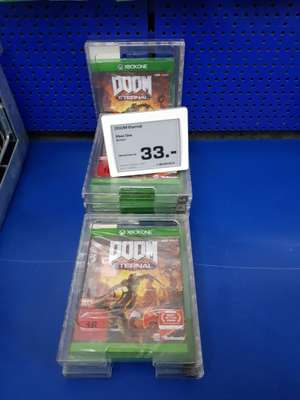 Lokal Saturn Hannover Ernst August Platz) Doom Eternal Xbox One/PS4/PC