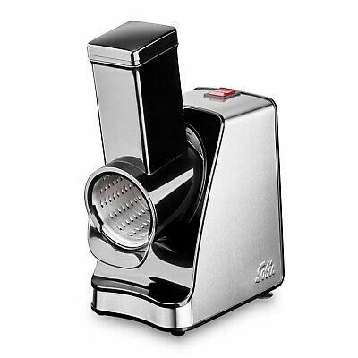 Solis 921.06 Slice & More Multizerkleinerer Multiraffel elektrische Küchenreibe