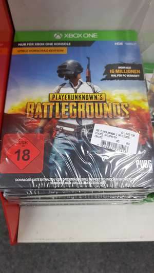 Playerunknowns Battlegrounds Xbox One [Lokal / MM Friedrichshafen]