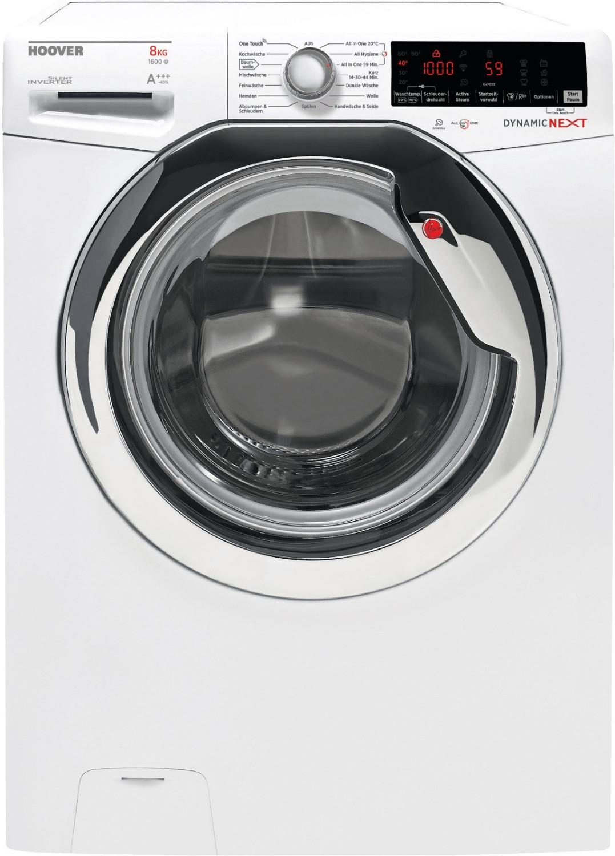 Hoover DXOA G68AHC7-84 Waschmaschine (8 kg, 1600 U/Min, A+++) für 299,90€ inkl. Versand