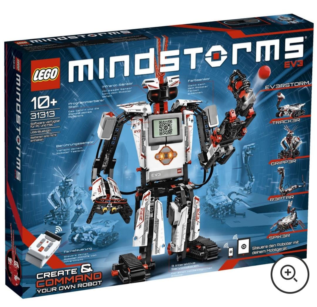 [Sowaswillichauch.de] Lego 31313 Mindstorms EV3