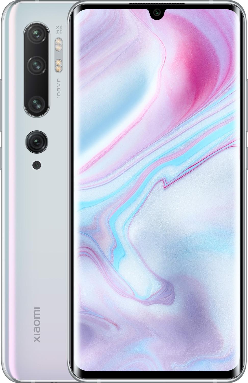 Xiaomi Mi Note 10 Pro 256GB für 29€ im mobilcom debitel green Vodafone (Allnet-Flat, 6GB LTE) für mtl. 21,99€