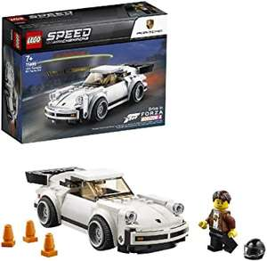 LEGO Speed Champions 75895 Porsche 911 Turbo 3.0 (Prime)