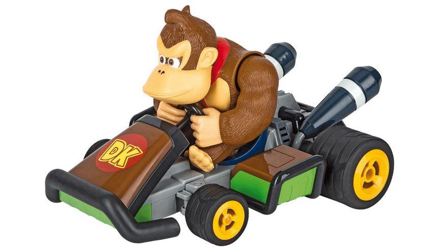 Carrera RC - Mario Kart™, ferngestuerter Donkey Kong im Kart ca 20 km/h