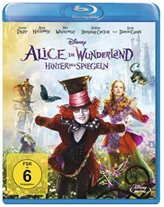 Alice im Wunderland - Hinter den Spiegeln (Blu-ray) für 4,38€ (Dodax)