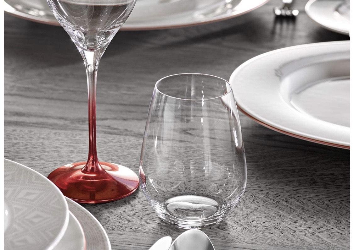 [PRIME] Villeroy & Boch Gläser - Ovid Wasserglas-Set, 4 tlg.