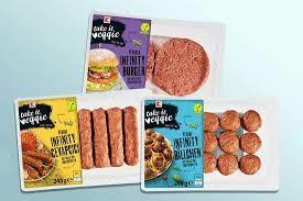 [Kaufland] K-TAKE IT VEGGIE Angebote | u.a. den Veganen Infinity-Burger für 2,22€ statt 2,49€