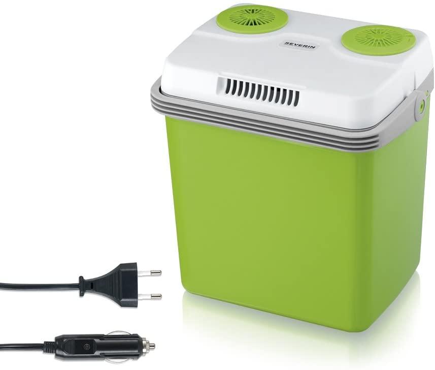 Severin KB 2922 Elektrische Kühlbox (mit Kühl- und Warmhaltefunktion, 20 L, inkl. 2 Anschlüssen für 42,49€
