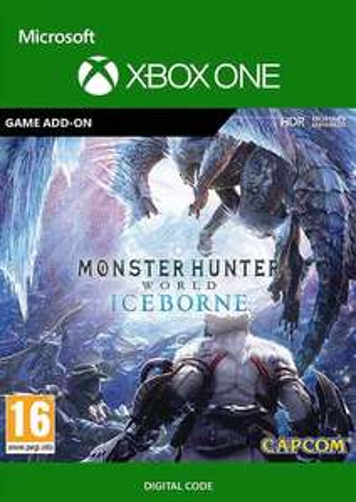 Monster Hunter World: Iceborne (Xbox One) für 21,09€ (CDkeys)