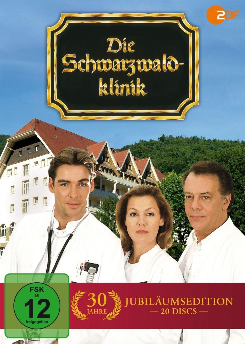 Die Schwarzwaldklinik - 30 Jahre Jubiläumsedition (20 DVDs) für 30,99€ (Amazon & Thalia)