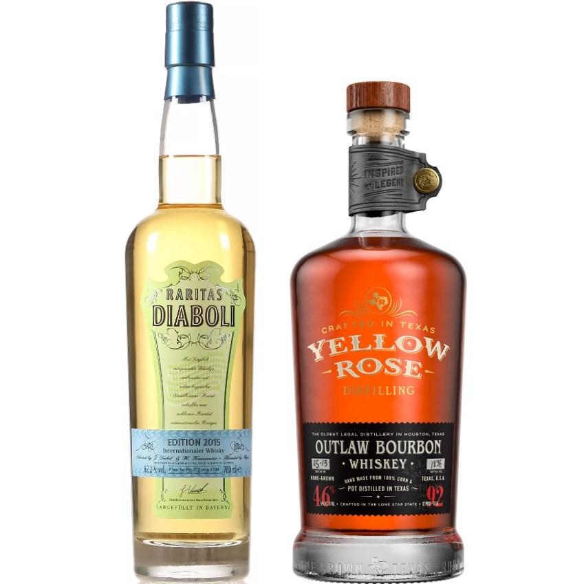 Whisky-Übersicht #29: z.B. Slyrs Raritas Diaboli Edition 2015 Internationaler Whisky 62,2% vol. (0.7 l) für 43,85€ inkl. Versand